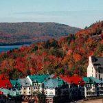 Tremblant, Québec - Central Canada