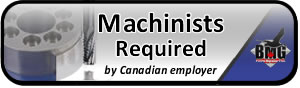 Machinists in Canada