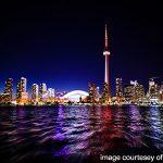 Toronto at Night